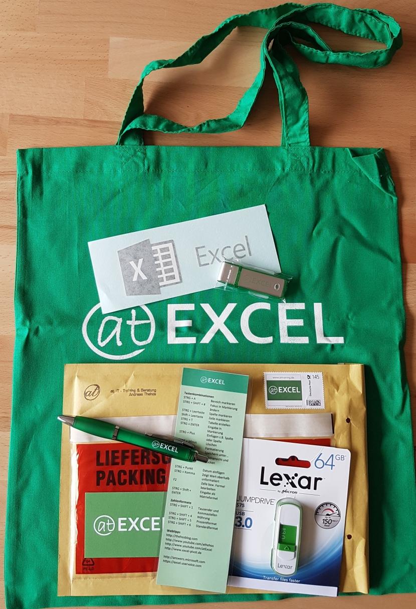 Excel-Zeug